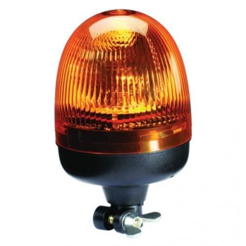 Beacon Warning Light- Hella 12V Halogen Compact Flex Mount John Deere 6520 8230 6620 6120 6810 5720 6220 6610 8330 6330 6110 6310 6410 6430 7720 8430 6100 8130 6230 6210 6910 5820 7920 7820 6420