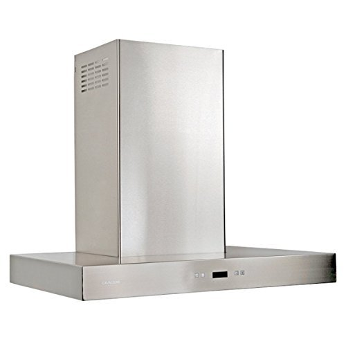 CAVALIERE SV218Z-30 Wall Mounted Stainless Steel Kitchen Range Hood 900 CFM by CAVALIERE (Image #2)