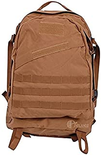 5ive Star Gear GI Spec 3-Day Military Backpack, Coyote Tru-Spec 6171000