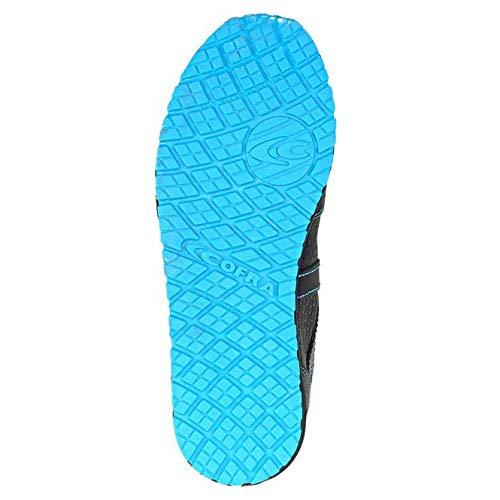 /000.w40/Talla 40/Zapatillas de Seguridad S3/SRC goleada/ /Gris//Azul Cofra 78680/