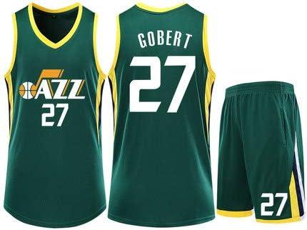 quality design f4d30 15cbe Rudy Gobert NBA Utah Jazz No. 27 Basketball Jersey Short ...