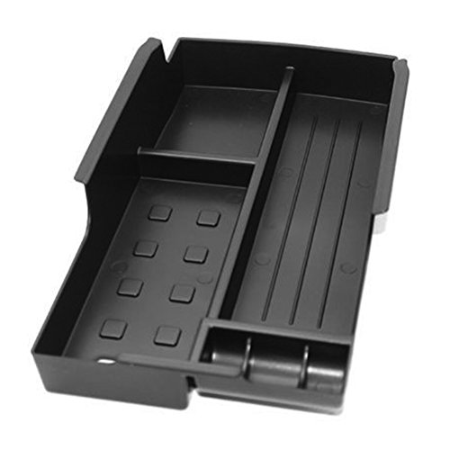 (Center Console Armrest Storage Box Organizer Tray For Camry 2012-2017)
