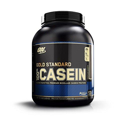 Optimum Nutrition Gold Standard 100% Casein Protein Powder, ...