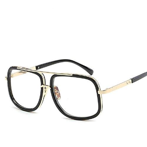 Sunglasses,KPshop Men Women Mirrored Square Vintage Sunglasses Eyewear Outdoor Sports Glasse - Sun Glasse