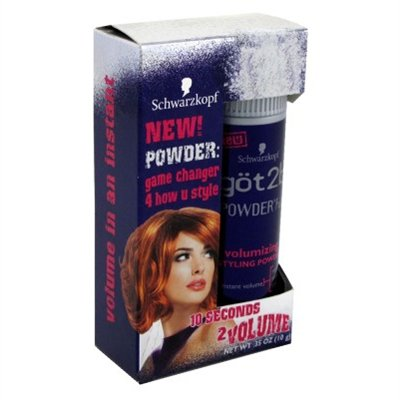 Got 2B Powder'Ful Volumizing Style Powder 0.35 oz (2 Pack)
