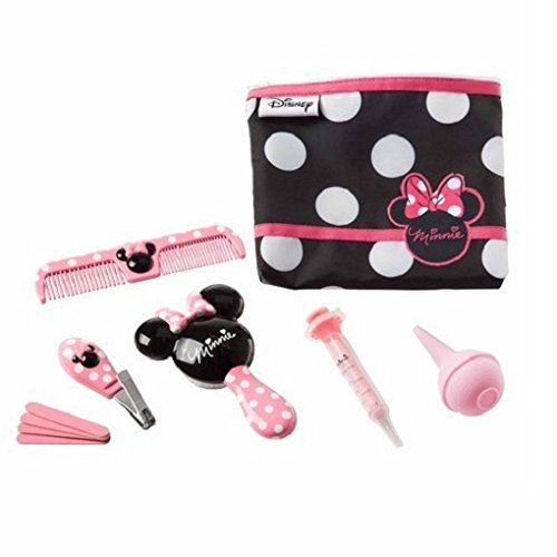 Disney Baby Minnie Mouse Health and Grooming Kit ()