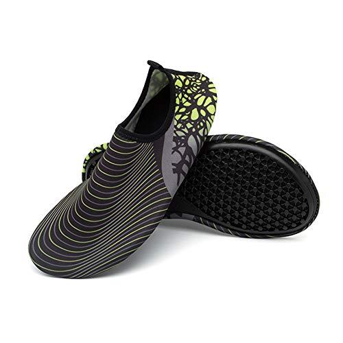 Shoes Dive Swim Yoga Jungle Lightweight Women's Beach Quick Green Water Sport Dry Freemin EgxwSpqg