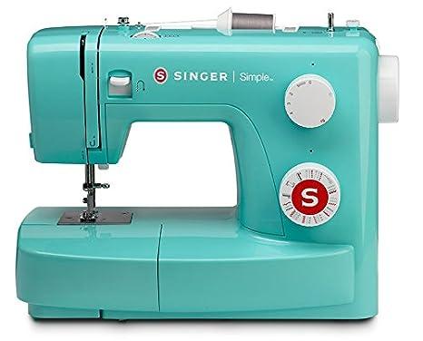 Buy Singer Simple 40 40Watt Automatic Sewing Machine Green New Singer Green Sewing Machine