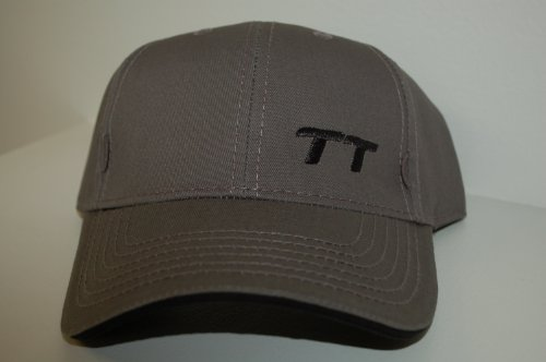 Genuine Audi Tt Model Baseball Cap Hat Gray Buy Online