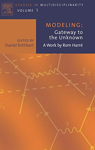 Modeling: Gateway to the Unknown, Volume 1: A Work by Rom Harre (Studies in Multidisciplinarity)