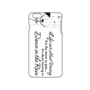 Fortune Dance in the Rain 3D Phone Case for Iphone 6