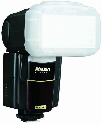 Nissin Digital MG8000 Extreme - Flash para Canon de 2