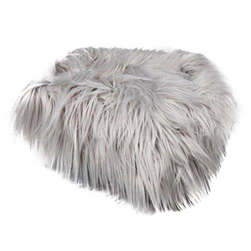 Kehen Newborn Photo Props Soft Fur Quilt 23.6