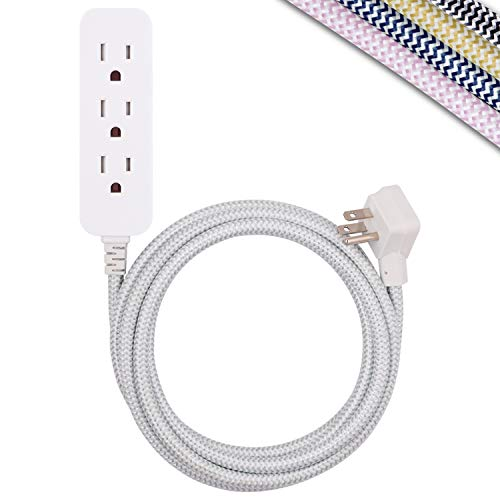 gray extension cord - 5
