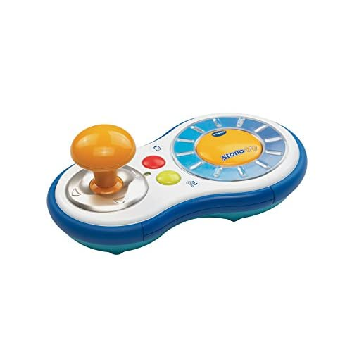 vtech 219049 jeu lectronique storio tv manette de jeu suppl mentaire la caverne du jouet. Black Bedroom Furniture Sets. Home Design Ideas