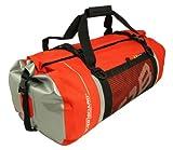 Overboard Waterproof Duffel Bag, Red, 60-Liter