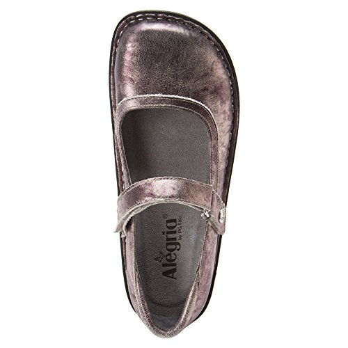 Alegria Womens Belle Shoe Iron Lady n1mmukf