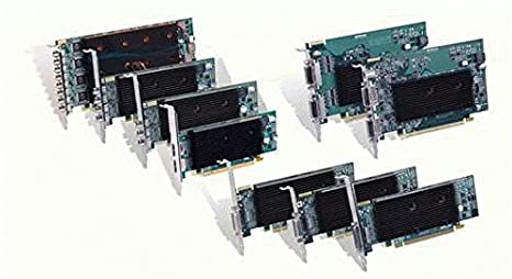 Matrox M9120 Plus LP PCIe x16 Windows Vista 64-BIT