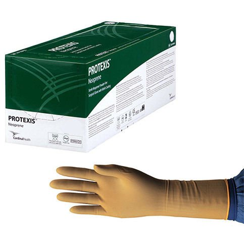 Duraprene PowderFree Synthetic Surgical Gloves by Cardinal Healt ( GLOVE, SURG, PF, SYN, NEOPR, DURAPRN PLUS, 7.5 ) 50 Pair / box by Cardinal Health Medical Products (Image #1)
