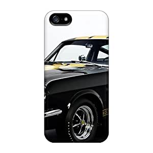 High-end Case Cover Protector For Iphone 5/5s(ford Mustang Shelby Gt350h)