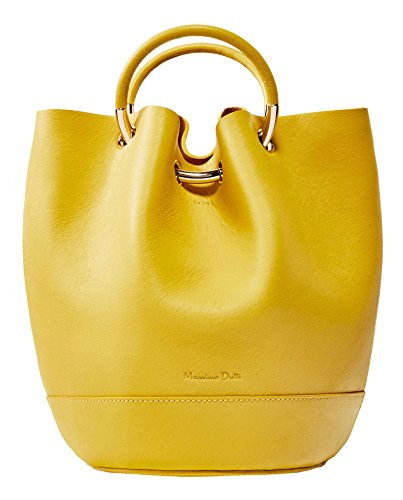 Massimo Dutti Damen Limited edition grosse ledertasche 6914/555