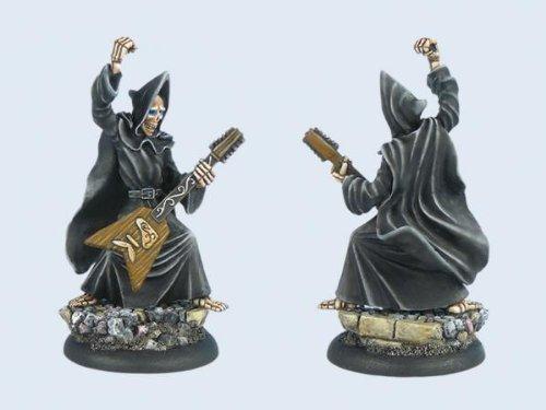 Discworld Miniatures 30mm Death w/Guitar -  Micro Art Studio, MASD00110