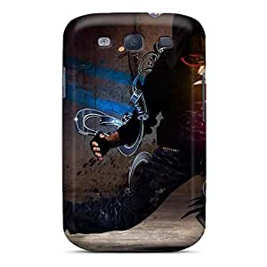 MarieFrancePitre Samsung Galaxy S3 Best Cell-phone Hard Cover Allow Personal Design Lifelike Kamelot Band Pictures [hLw7109fLJL]