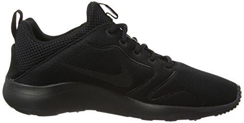 Nike Kaishi 2.0, Zapatillas de Running para Hombre Negro (002 Black)