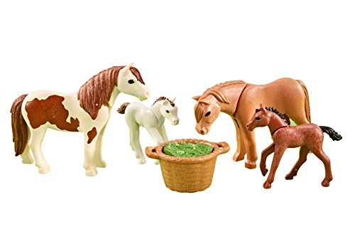 - Playmobil 6534 Ponies With Foals