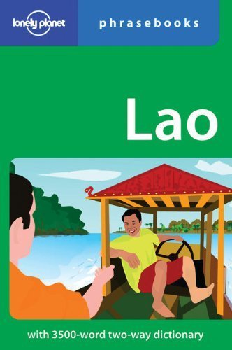 Lonely-Planet-Lao-Phrasebook-Lonely-Planet-Phrasebook-by-Lonely-Planet-2008-Paperback