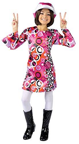 (Feelin' Groovy Child Costume -)