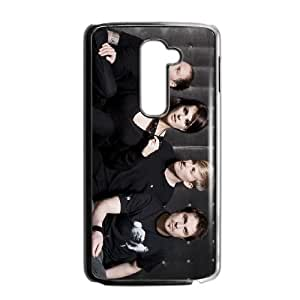 LG G2 Cell Phone Case Covers Black Die Happy Sqdhx