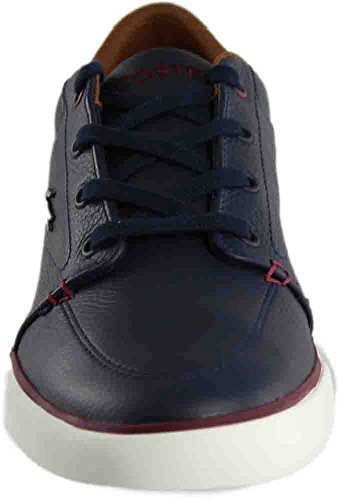 Lacoste Mens Bayliss Vulc 317 1 Sneaker Blu Scuro