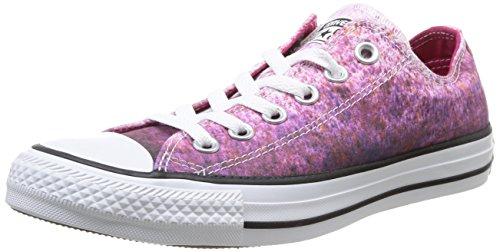 Converse Chuck Taylor Stream - Zapatillas de Deporte de canvas Unisex Rosa - Rose (Rose/Multi)