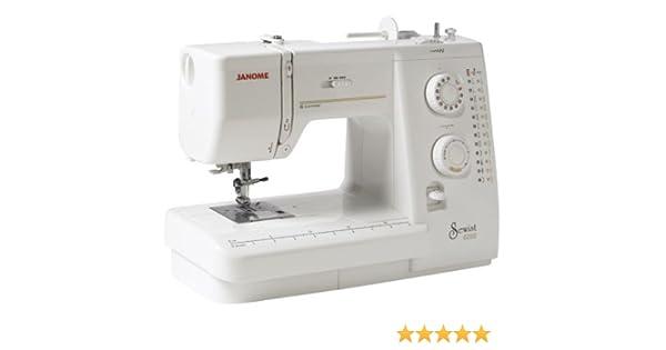 Janome - Máquina de coser (625 E): Amazon.es: Hogar