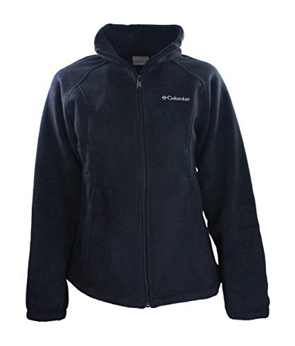 Columbia Women's Sawyer Rapids 2.0 Fleece, Black, Large