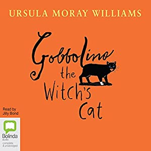 Gobbolino the Witch's Cat Audiobook