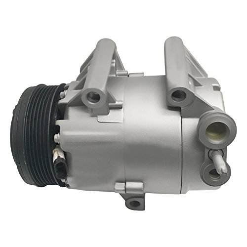 RYC Remanufactured AC Compressor and A/C Clutch FG296 Malibu Compressor
