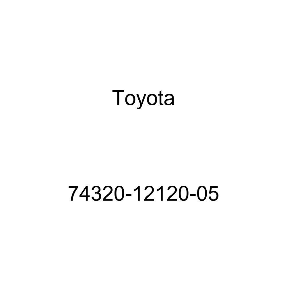 TOYOTA Genuine 74320-12120-05 Visor Assembly