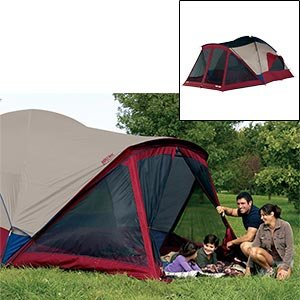 Ridgeway by Kelty Highlander Family Dome Tent  sc 1 st  Amazon.com & Amazon.com : Ridgeway by Kelty Highlander Family Dome Tent ...