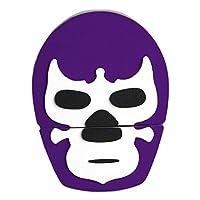 By Mexico USB modelo Máscara de Luchador Morado 8 GB