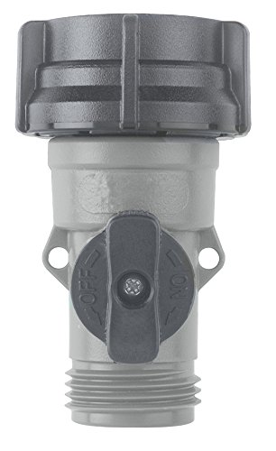 Gilmour Nylon Water Hose Shut-Off Valve 07V (Water Supply Shut Off Valve)