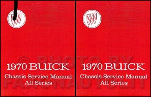 1970 buick repair shop manual original all models gm buick rh amazon com buick service manual pdf buick encore service manual