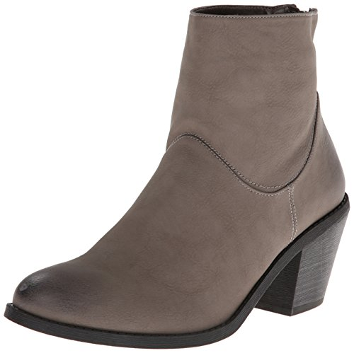 887865239192 - Madden Girl Women's Gleee Boot,Grey,8.5 M US carousel main 0