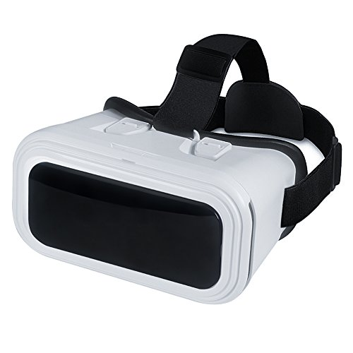 VR Glasses Latest Edition NewLifeStore 3D Movies and Games Virtual Reality Headset - Eyewear Latest