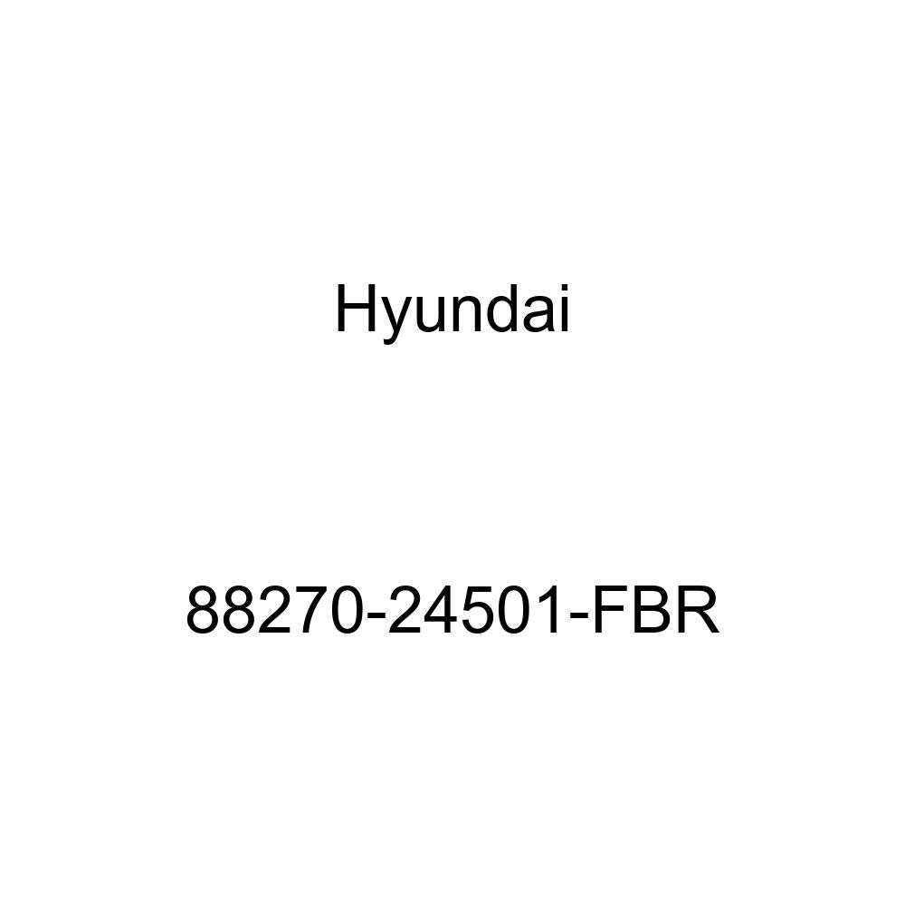 Genuine Hyundai 88270-24501-FBR Seat Cushion Cover Right Front