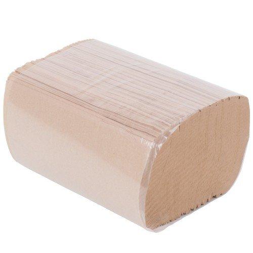 Karat EXPB, Brown Kraft Interfolded Napkins, Disposable Hand Towels Napkins, 6000-Piece Case (Dispenser is Sold Separately) by Karat