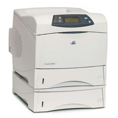 HP Laserjet 4250dtn Printer with Extra 500-Sheet Tray and Auto Duplexing (Q5403A#ABA) by HP