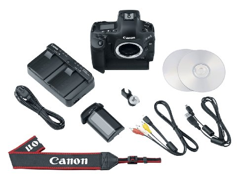 41dGcYBqLXL - Canon EOS-1DX Mark II DSLR Camera (Body Only)