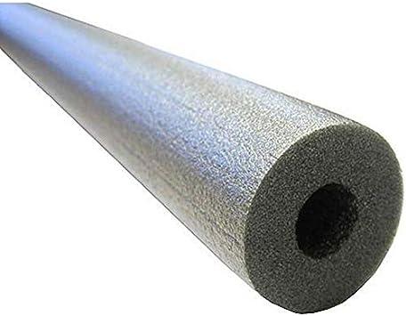 10 m Pack 22 mm tubo x 13 mm de espesor de espuma de aislamiento ...